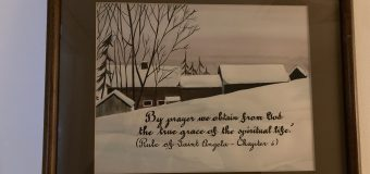 Maxims – Watercolor & Calligraphy